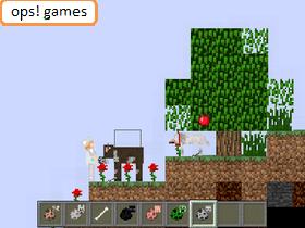 Paper Minecraft (2D Minecraft)