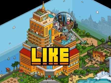 Like Hotel – Habbo Pirata