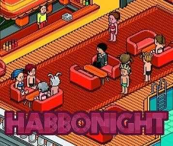 HabboNight – A noite é apenas uma parte do dia!