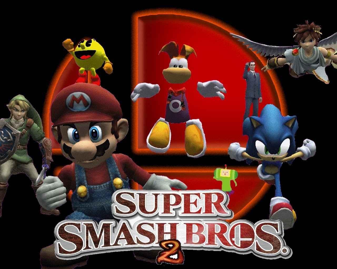 GameFlare Super Smash Flash 2 v0.9b