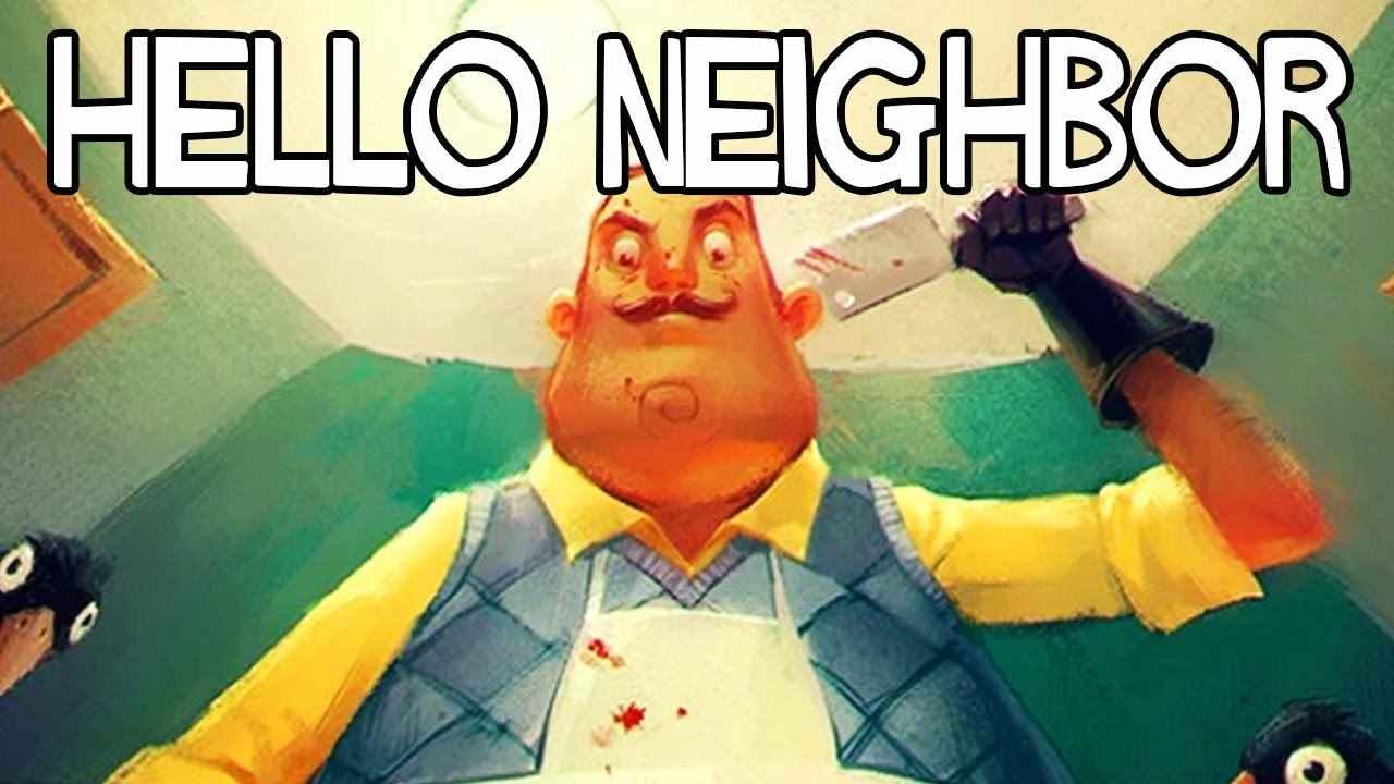 Jogar Hello Neighbor Game Online