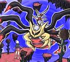 Pokemon Distortion Black