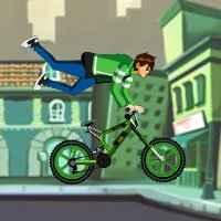 Ben 10 Bike BMX Super Manobras