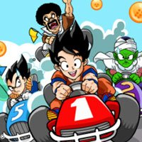 Dragon Ball Z Corrida de Kart