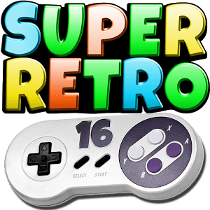 SuperRetro16 (SNES emulador) Online no PC