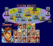 Super Street Fighter II: The New Challengers | SNESFUN Play Retro Super Nintendo