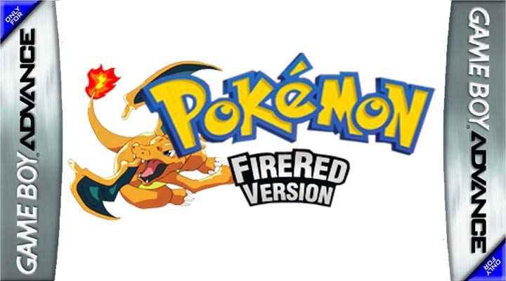 Pokemon FireRed GBA (em português) Online