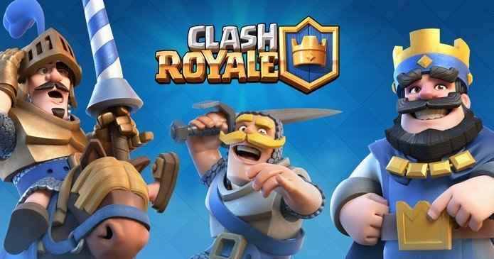 Jogar Clash Royale no Facebook