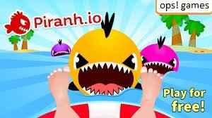 Piranh.io – Jogo io multijogadores grátis