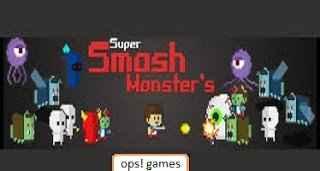 Super Smash Monsters – SSM