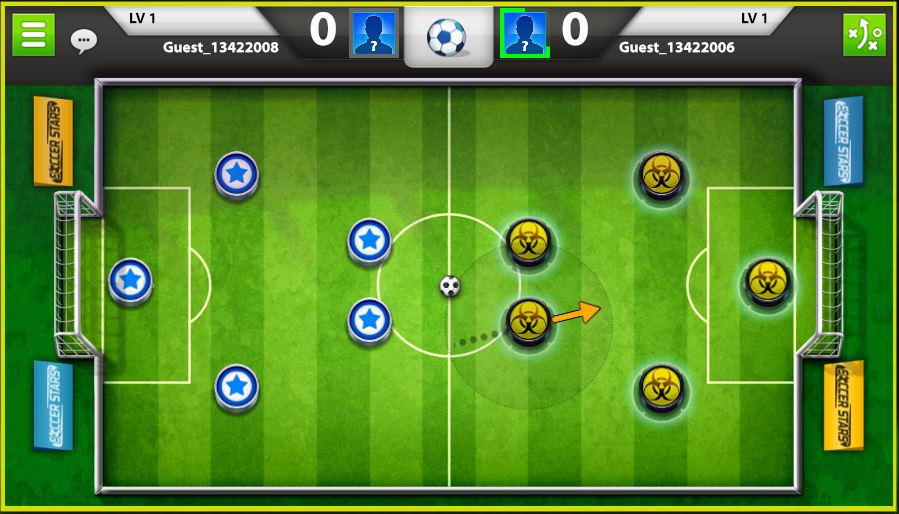 Soccer Stars – Multiplayer