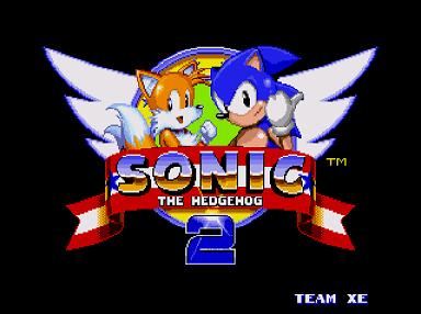 Sonic XE | SSega | Play Retro Sega Genesis | Mega drive
