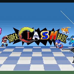 Jogo Super Clash Bros Online Gratis