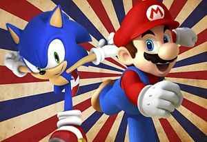 Jogo Sonic Mario Bros Online Gratis