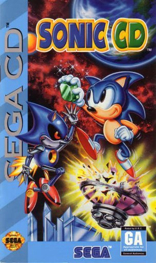 Jogo Quiz – Sonic CD Online Gratis