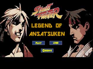 Street Fighter – legend of Ansatsuken