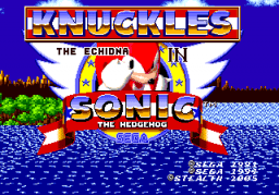 Jogo Knuckles the Echidna in Sonic the Hedgehog Online Gratis