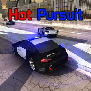 Jogo Police vs Thief: Hot Pursuit Online Gratis