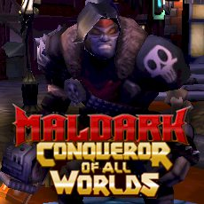 Play Maldark O conquistador de Todos os Mundos