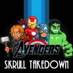 Os Vingadores – Ataque os Skrull