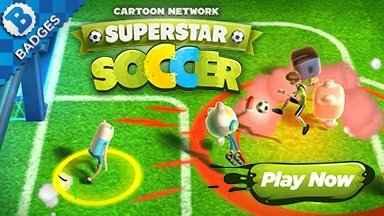 Jogo Superstar Soccer | Sports Games | Cartoon Network Online Gratis
