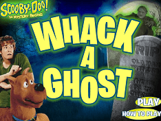 Scooby-Doo – Whack a Ghost