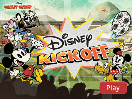 Disney Kickoff | Mickey & Friends