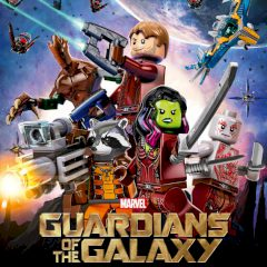 Guardians Of The Galaxy – Lego Game