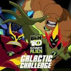 Jogar Ben 10 Ultimate Alien Galactic Challenge Gratis Online
