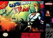 Earthworm Jim (SNES)