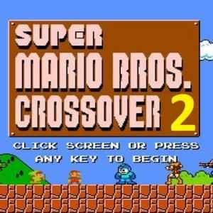 Super Mario Bros Crossover Ver 2.02