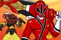Jogo Power Rangers Samurai Portal of Power 2 Online Gratis