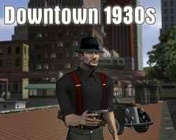 Jogo Online Mafia Downtown 1930s Online Gratis