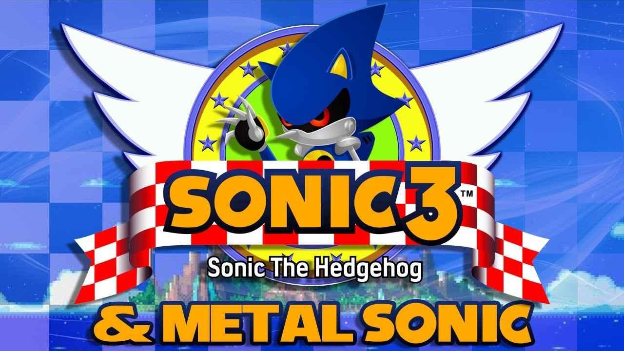 Jogo Metal Sonic in Sonic 3 & Knuckles Online Gratis