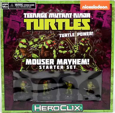 Jogar Teenage Mutant Ninja Turtles. Mouser Mayhem! Gratis Online