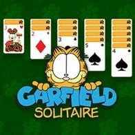 Jogar Garfield Solitaire Gratis Online
