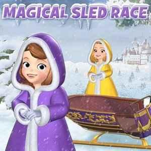 Magical Sled Race
