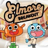 Jogo Elmore Breakout The Amazing World of Gumball Online Gratis