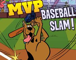 Scoby Doo MVP Baseball Slam