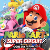 Play Mario Kart Super Circuit GBA
