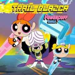 Jogo Trail Blazer Powerpuff Girls Online Gratis