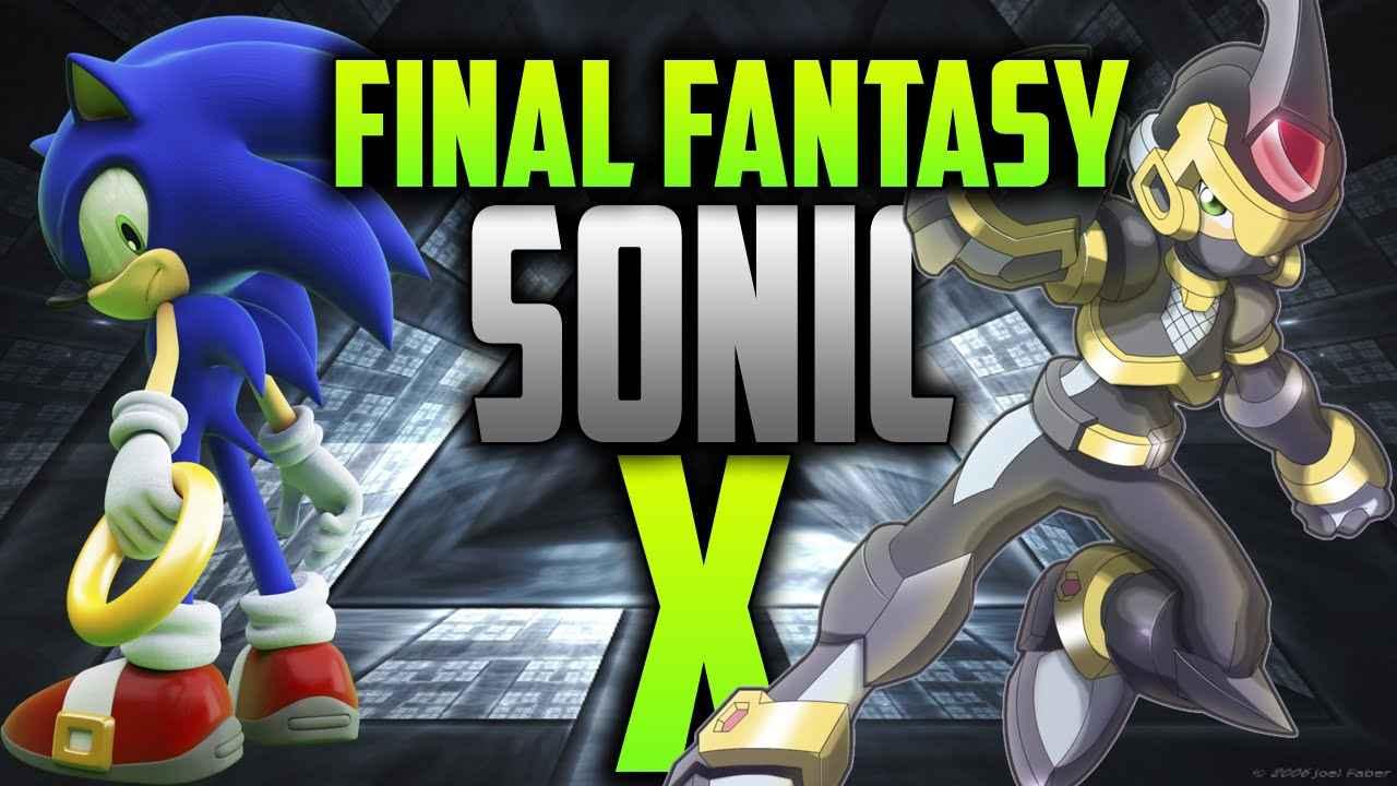 Jogo Final Fantasy Sonic X1 Online Gratis