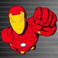 Iron Man Armored Popper