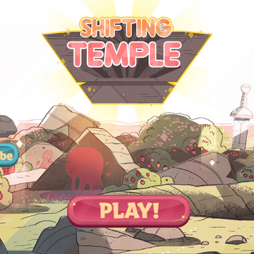 Steven Universe Game – Shifting Temple
