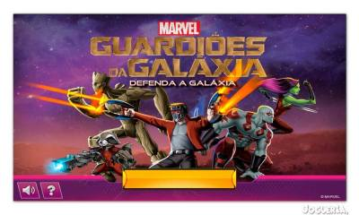 Guardians of the Galaxy: Defenda a galáxia