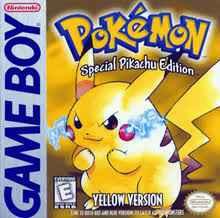 Pokemon Yellow Version: Special Pikachu Edition