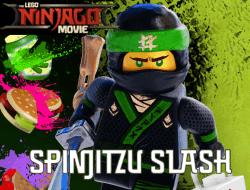 Jogo Lego: Ninja Go – spindzhitsu Mestre Online Gratis