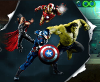 Avengers: Age of Ultron – Global Chaos DailyFreeGames