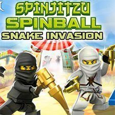 Jogo Lego Ninja Go: invasão da serpente Online Gratis