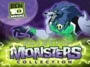 Jogo Ben 10 Galactic Monsters Collection Online Gratis
